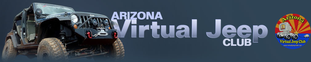 Virtual Jeep Club - Arizona's Largest Off-road Community